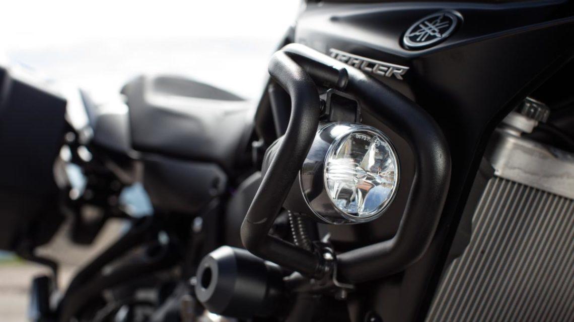 Accessoire moto mt 07