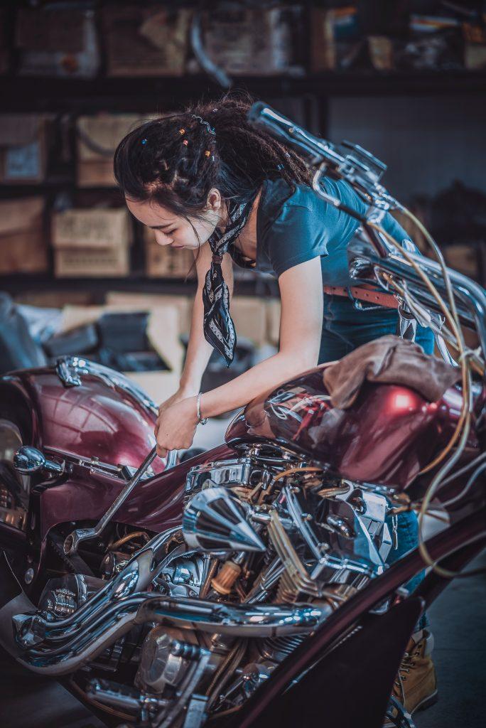 reparer-moto